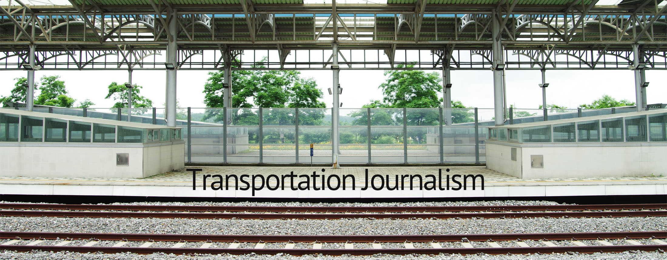 Transportation Journalism